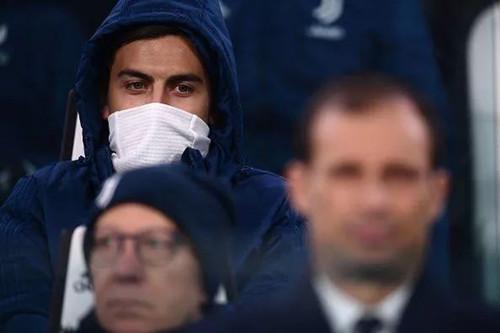 Dybala Juventus faller ut av favør