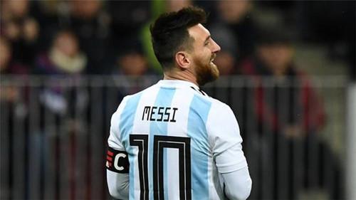 Argentina vurderer en vennlig kamp med Spania i slutten av mai