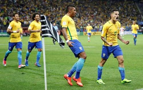 Brasil er et av de beste lagene i 2018 VM-konkurransen