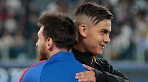 Dybala og Lionel Messi bør ikke alltid sammenlignes