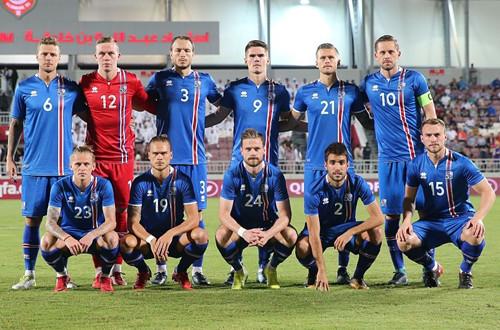 Island kan være i stand til å riste verden igjen med fotball