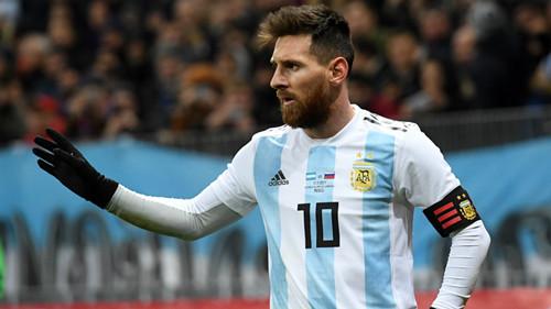 Island landslag: ivrig etter å spille mot Lionel Messi