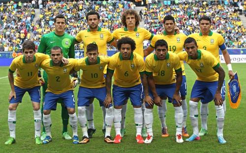 Kan Brasil bekrefte «Football Kingdom» igjen?