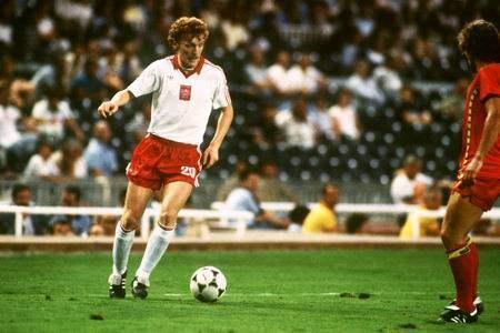 Polen fotballhistoriens første stjerne er ikke Lewandowski
