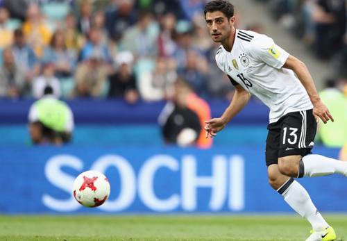 Stindl er det tyske lagets håp om å vinne VM