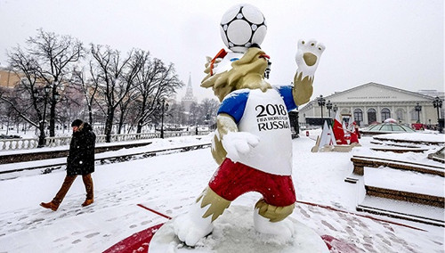 FIFA-undersøkelse Russland nasjonale fotballag